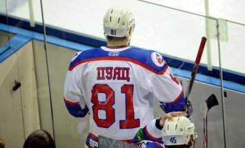 Pujaca, Sprukta un Kuldas pārstāvētajiem klubiem uzvaras KHL čempionātā