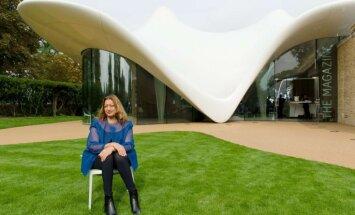 Arhitektūras šedevri. Zahas Hadidas slavenākie projekti