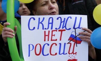 Krieviju izslēdz no NATO Parlamentārās asamblejas