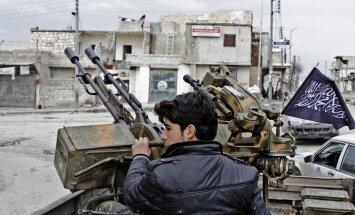 Krievija: Sīrijas nemiernieki pielietojuši zarīnu