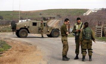 ASV izsaka atbalstu Izraēlai un pauž bažas par nesenajiem notikumiem Sīrijā