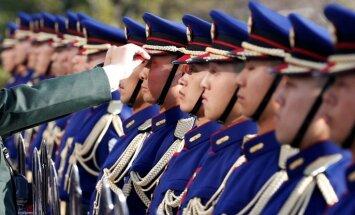 Japāna plāno rekordlielu aizsardzības budžetu