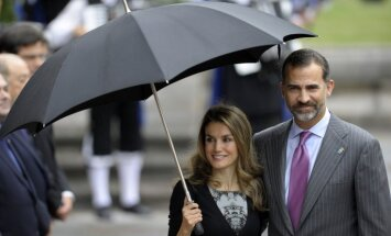 Spānijai jauns karalis