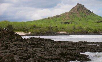 Galapagu salas - Darvina piezīmju grāmatiņa dabā