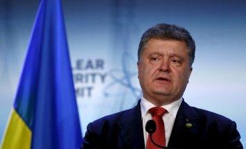 Panamas ofšoru skandāls: Ukrainas prezidents mānījies par biznesa pārdošanu