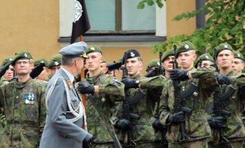 Foto: Pēdējais Mannerheima krusta bruņinieks