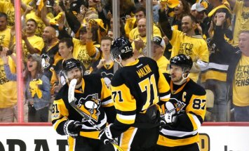 Phil Kessel Pittsburgh Penguins Evgeni Malkin, Sidney Crosby