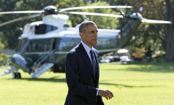Obama: Krievijas rīcība pret Ukrainu prasa no Eiropas vienotību