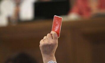 Коалиция договорилась отклонить поправки об ОСТА