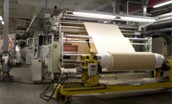 'Lauma Fabrics' peļņa pērn sasniegusi 2,585 miljonus eiro