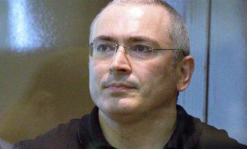Putins sola apžēlot Krievijas zināmāko cietumnieku Hodorkovski (15:17)