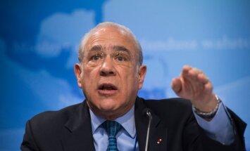 OECD ģenerālsekretārs: darba devējiem svarīgi kāpināt konkurētspēju un produktivitāti