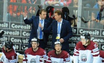 Beļavskis: komanda nebija gatava šādam spēles sākumam