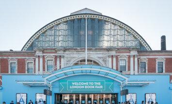 'Delfi' no Londonas Grāmatu tirgus: Latvijas pieredze uz pasaules skatuves