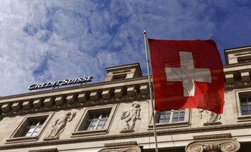Šveices bankas novēršas no Maskavas - slēdz kontus Krievijas klientiem, vēsta 'Forbes'