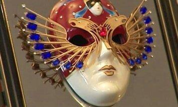 'Zelta maska' uz Ventspili ved iestudējumu 'Klibais no Inišmānas'