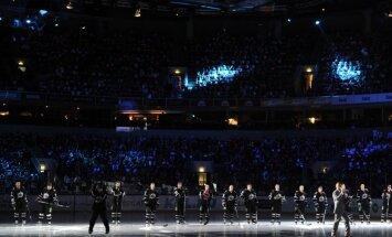 KHL Zvaigžņu spēlē nepiedalīsies neviens Latvijas hokejists