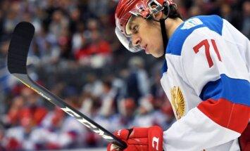Russia Evgeniy Malkin