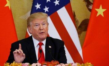 """Трамп пригрозил КНДР """"еще большей ядерной кнопкой"""""""