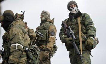 Pētījums: Militārie apbalvojumi liecina, ka Donbasā karojuši desmiti tūkstošu Krievijas karavīru