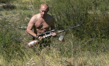 Medvedevs: Putinam nav nopietnu veselības problēmu