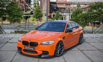'BMW M5' visjaudīgākajā sērijveida tūninga versijā