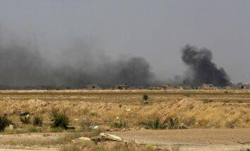 Irākas spēki pavirzījušies uz priekšu centienos ieņemt Fallūdžu