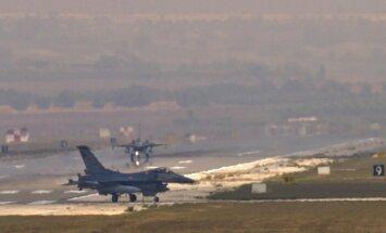 Sīrijas konflikts: Damaska lūdz ANO apturēt ASV uzbrukumu