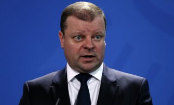 Премьер Литвы: требование Латвии заплатить 57 млн евро за Реньге непонятно