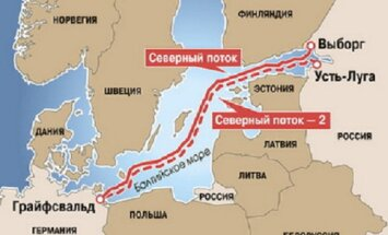 """Финляндия выдала полный пакет разрешений на строительство """"Северного потока - 2"""""""