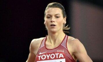 Sprintere Sindija Bukša Eiropas čempionātā cer atkārtot Latvijas rekorda skrējienu