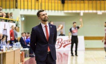 BK 'Jēkabpils' turpinās startēt LBL; Rozītis saglabā galvenā trenera amatu
