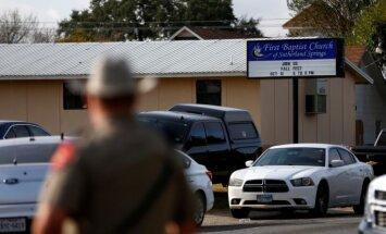 Teksasas šāvējs 2012. gadā izbēdzis no psihiatriskās slimnīcas