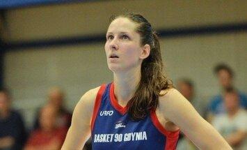 Kristīne Vītola no Gdiņas pārceļas uz 'TTT Rīga'