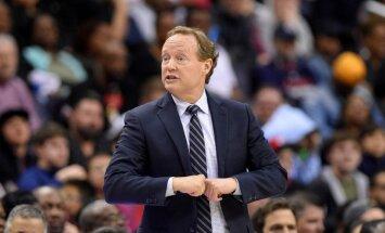 'Knicks' galvenā trenera amata pretendentu loku papildina arī Borego un Badenholzers