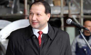 Украинский суд арестовал имущество латвийского миллионера Василия Мельника