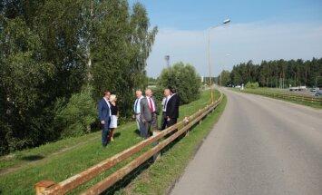 Loka maģistrāles rekonstrukciju Jelgavā veiks 'RERE vide – Hidrostatyba' par 22 miljoniem eiro