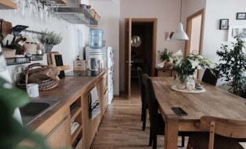 Iedvesmas deva savam mājoklim: 14 pasakaini dzīvokļi Latvijā