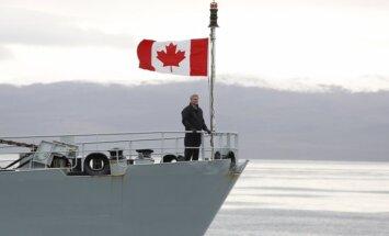 Kanāda gatava savas intereses Arktikā aizstāvēt ar spēku