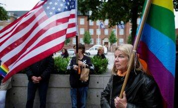 В Риге пройдет минута молчания памяти жертв бойни в гей-клубе США