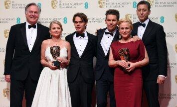 BAFTA galveno balvu iegūst filma 'Boyhood'
