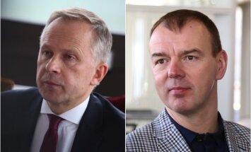 KNAB prokuratūrai lūdz sākt kriminālvajāšanu pret Rimšēviču un Martinsonu