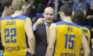 'Ventspils' basketbolisti smagā cīņā gūst virsroku pār 'Barons'/LDz; 'Jēkabpils' turpina zaudēt