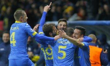 Белорусский БАТЭ прошел в третий раунд квалификации Лиги чемпионов