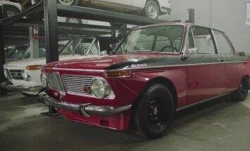 Video: BMW klasisko automobiļu vislielākā privātā kolekcija