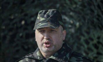 Ukrainas armijā izsludina pilnu kaujas gatavību