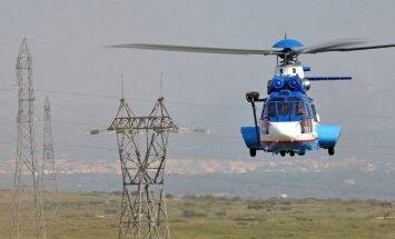 Ukraina dziras iepirkt jaunus 'Airbus' helikopterus