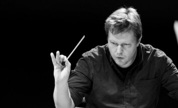 Festivāla 'Šalc' noslēguma koncertos diriģentu Šišonu nomainīs Guntis Kuzma