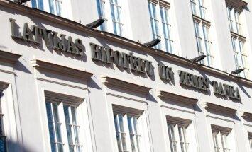 'Hipotēku bankas' aizdevumus nekustamo īpašumu attīstītājiem pārdos 'Rietumu Bankai'