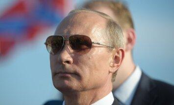 ВИДЕО: Путин сравнил действия Киева с обстрелами Ленинграда